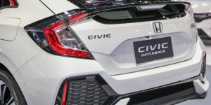 Civic honda palu